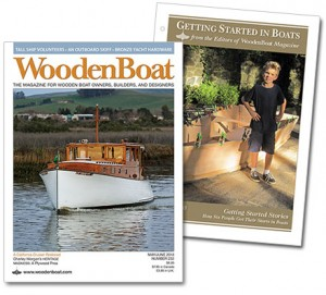 Henry WoodenBoat Cover