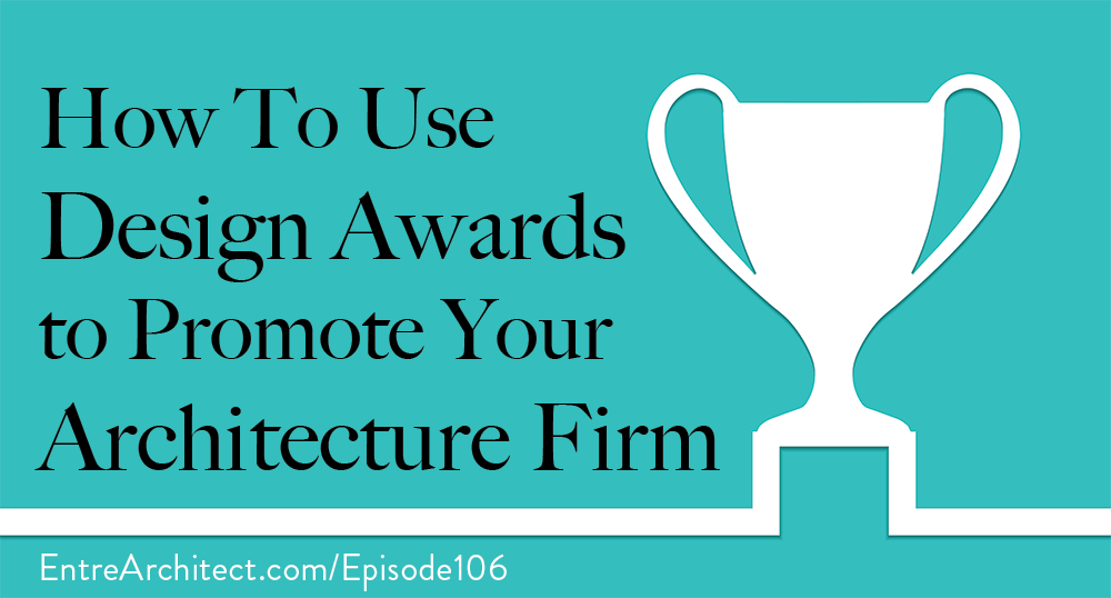 How to Use Design Awards