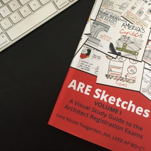 EA123: Sketch Your Way to ARE Success with Architect Lora Teagarden [Podcast]