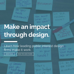 EA148: Public Interest Design Firms [Podcast]
