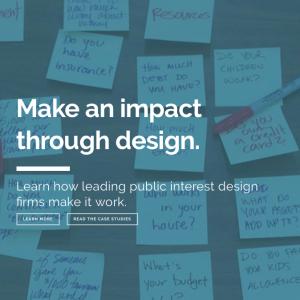 EA148: Public Interest Design Firms [Podcast]