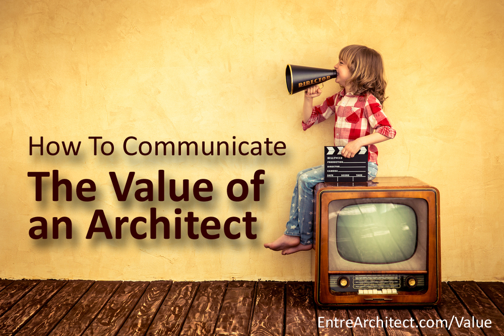 value of an architect