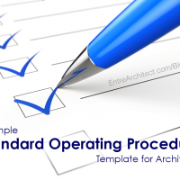 A Simple Standard Operating Procedure Template for Architects