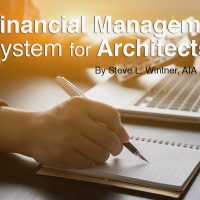 A Financial Management System for Architects