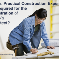Should Practical Construction Experience be Required for the Registration of Today's Architect?