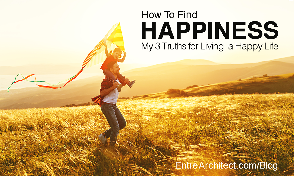 ways to find happiness in life