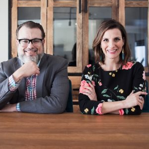 EA404: Justin Foster and Emily Soccorsy – Intrinsic Branding