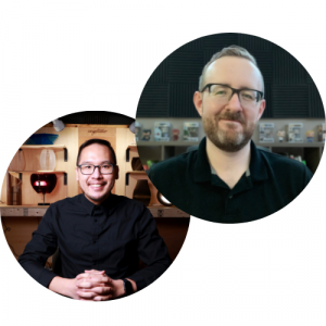 EA411: Tim Ung and Mike LaValley – Unpacking Design